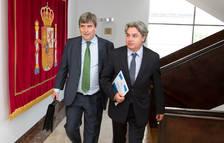 Jordi Sierra deixa el càrrec de subdelegat del Govern per motius professionals