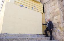 El jutge prohibeix construir sobre el local de la discòrdia de Ca l'Ardiaca
