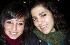 Clara Zapater i Marta Acosa, víctimes a Love Parade.