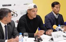 Frank Cuesta trae a Reus un acto benéfico de Muay Thai