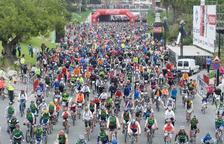 La  celebració de la Bicicletada Popular perilla per falta de patrocinis