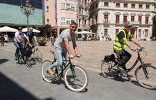 A cop de pedal, disfrutar del patrimonio reusense en bici y en una APP