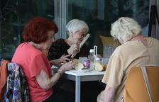 L'Escola del Cuidar d'Amposta per a cuidadors de persones amb demència guanya la Beca Bertha