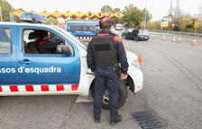 La Guàrdia Urbana estrenarà 220 armilles abans de finals de juny