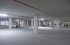 Aconseguir la cessió de la cafeteria a la planta inferior del Mercat Central costarà 325.445 euros