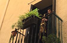 La música en directo volverá a sonar desde los balcones del Barri Antic de Cambrils