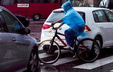 Cada tres dies la província registra un accident amb un ciclista implicat