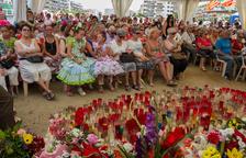 La Romería es «vivir la hermandad y la fiesta, y también la paz de la Virgen»