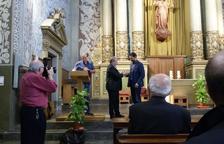 Francesc Seritjol, nou president de l'Agrupació de Setmana Santa
