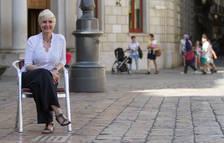 Marta Magrinyà: «Quan estàs al Mercadal i tot comença a petar és una eclosió de sentiments»
