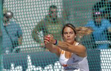 Berta Castells aconsegueix el seu tretzè títol en martell
