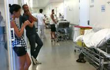 El 38% del personal de l'Hospital Sant Joan de Reus té un contracte temporal