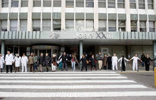 La CGT de Joan XXIII alerta que 17 pacients esperen per ser ingressats