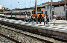 Adif licita la renovació de les vies de l'estació de Tortosa