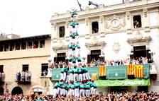 Els Xiquets de Tarragona afrontaran un castell de nou a la diada de Tots Sants