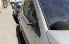 Detenen un veí de Torreforta per malmetre una quinzena de vehicles