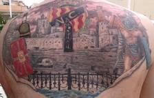 Tarragona al cor... I a l'esquena