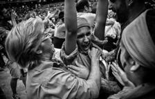 L'essència de la dona castellera captada per l'objectiu de 13 fotògrafs