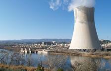 Una avaria en la turbobomba d'aigua obliga a aturar la reconnexió a la xarxa del grup II de la nuclear d'Ascó