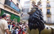Las Fiestas verán el Lleó de Tarragona más ligero que nunca