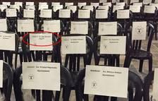 Piuladors amb cadira reservada