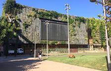La reparació de la pantalla gegant de la Tabacalera costa 36.200 euros