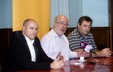 Terricabras: «Aceleraremos la llegada del Corredor Mediterráneo, será una realidad»