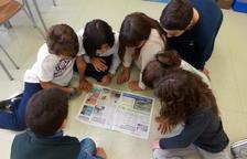 L'escola Mare de Déu del Remei d'Alcover analitza el Diari Més