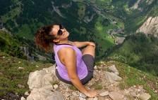 «Estic enamorada de la meva caseta típica del Alps amb més de 100 anys»