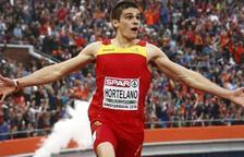 Bruno Hortelano fa cinquè als 200 metres de París