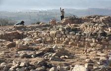 Els arqueòlegs ratifiquen l'existència del celler més antic de Catalunya al Coll del Moro