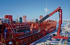 La ampliación del Muelle de la Química atrae inversión privada en Tarragona
