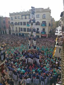 Els Xiquets de Tarragona volen portar la tripleta màgica a Tots Sants