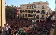 Diada de màxims a Vilafranca, encara que els verds no poden igualar la millor diada de la història