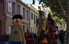 Els Gegants i la solidaritat marquen la jornada festiva a El Morell