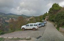 La Diputació destinarà 100.000 euros a la reordenació del trànsit d'accés a Siurana
