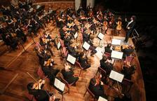 Imatge d'una de les actuacions de l'Orquestra Camera Musicae.