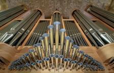 El órgano Metzler de Monestir de Poblet.
