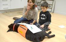 Vila-seca estrena dos nous 'mestres' de lectura: els gossos Lolo i Mel