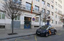 Comissaria de la Policia Nacional a Reus.