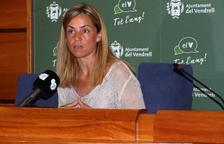 La regidora Eva Mata, que ha estat expulsada del govern municipal.