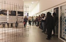 Imatge de l'exposició 'A la Parra', que es pot visitar a l'Espai Llimoner