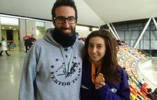 Alícia Vázquez es penja el bronze en el Campionat de Catalunya