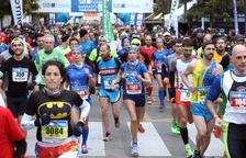 La Marató omple els carrers de Tarragona