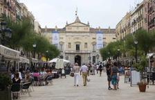 Tarragona celebra el dia d'Europa amb activitats per escolars i el conjunt de la ciutadania