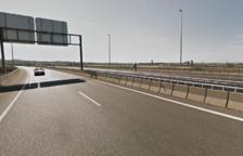 La sortida de via ha tingut lloc al quilòmetre 1 de la C-32 en sentit nord, cap a Barcelona.