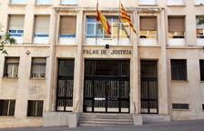 La Audiencia de Tarragona.