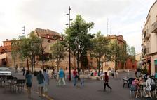 Calafell vol remodelar la plaça de Catalunya