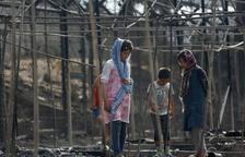 Macro-Campanya per col·laborar amb els refugiats de Lesbos