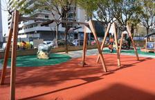 Tres parcs infantils de Tarragona, en obres per garantir una major seguretat